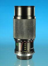 SUPER Albinar MC Zoom 80-200mm/3.8 per YC CONTAX YASHICA OBIETTIVO LENS - (18943)