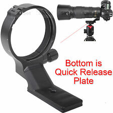 Lens Collar Support Holder Tripod Mount Ring fr Nikon AF-S 200-500mm F5.6E ED VR
