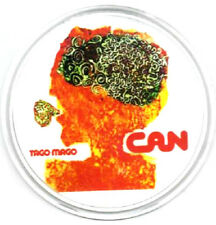 CAN  DRINKS COASTER.  Krautrock, Psychedelia, Tago Mago.