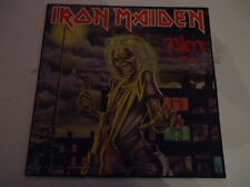 Iron Maiden ‎– Killers - EMI  - LP
