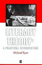 Literary Theory : A Practical Introduction by Michael Ryan (1998, Hardcover)