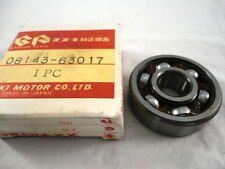 NOS SUZUKI  B1 12X37X12  REAR WHEEL BEARING DS80 RM50 RM80 OR50 JR80 08143-63017