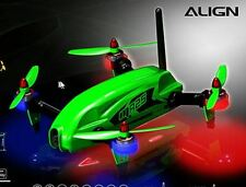 Brand NEW!! ALIGN MR25P Racing Quad Combo - Green