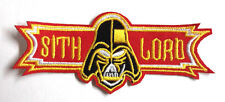 """Star Wars Vader Sith Lord Logo 4"""" Patch-FREE S&H (SWPA-CD-04)"""