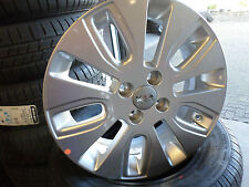 ORIGINAL KIA RIO ALUFELGEN IN 6Jx16 ET43  4x100mm   Demontage