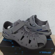 Teva Men's DOZER 4 Sports Sandals Water Shoes Charcoal Grey 11.5US NEW IN BOX