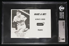 1959 Armour Franks Roger Maris – BVG 9 (RARE) -- the hobby's #1 example