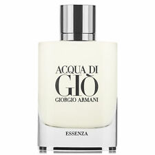 Acqua Di Gio Essenza By Giorgio Armani 2.5 oz 75 ml EDP Spray For Men NIB Sealed