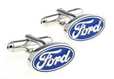 Ford Cufflinks - Groomsmen Gift - Men's Jewelry - Gift Box