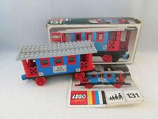 Lego Train 4.5V - 131 Passenger Coach