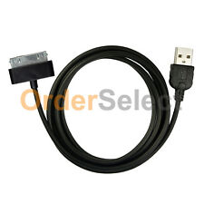 USB Black Battery Data Sync Charger Cable for Apple iPod Nano 1G 2G 3G 4G 5G 6G