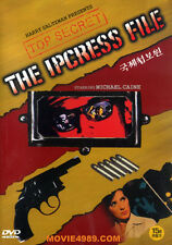 The Ipcress File (1965) / Sidney J. Furie / Michael Caine / DVD SEALED