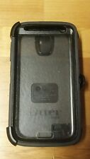 Otterbox defender case for Samsung Galaxy S4 with holster on auction