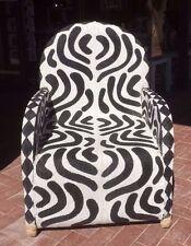 Beaded Yoruba Chairs
