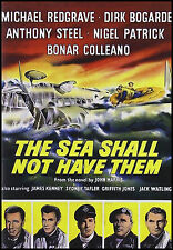 The SEA SHALL NOT HAVE THEM - 1954 - Michael Redgrave - Dirk Bogarde - Joan Sims