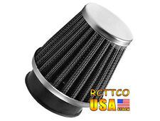 48mm New Intakefilter Motorcycle System Cleaner Parts Air Filter For replacement