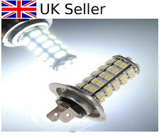 H7 68 SMD Xenon White LED Car Fog Daytime Headlight Head Light Lamp Bulb 12V