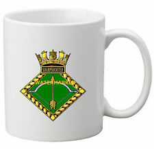 HMS SHARPSHOOTER COFFEE MUG
