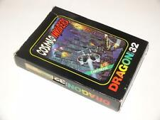 Dragon 32/64 *CARTRIDGE* ~ Cosmic Invaders ~ Boxed / Complete ~ Later Release