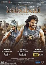 BAHUBALI: THE BEGINNING - BOLLYWOOD HINDI DVD - FREE POST