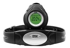 New Pyle PHRM38BK Heart Rate Monitor Watch W/ Calorie Counter & Target Zone