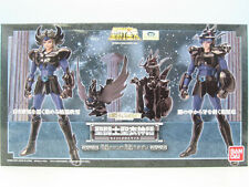 Saint Seiya Myth Cloth Saint Seiya Black Swan & Black Dragon Action Figure B...