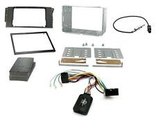 Range Rover Sport 2005 - 2010 Complete Double Din Fitting Kit CTKLR03 FREE PATCH