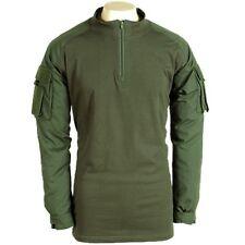 Voodoo Tactical Hunting Military Lightweight Combat Zipper Shirt OD Green 2XL