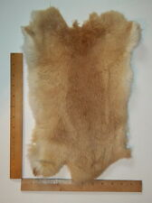 Genuine Real Natural Rabbit Pelt/Hide/Skin/Fur-(SPECIAL) - Crafts, Leathercraft