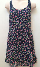 Abercrombie Kids Dressy Spring Summer Floral Lined Dress Size XL 12