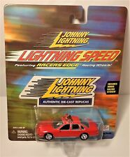 Johnny Lightning Lightning Speed 1995 Chevy Police/Fire Cruiser