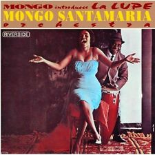 Mongo Introduces La Lupe - Mongo Santamaria (1993, CD NIEUW)