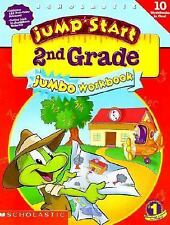 Jumpstart 2nd Grade: Jumbo Workbook
