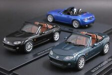 Ebbro 1:43 scale Mazda MX-5 Miata Roadster Die Cast Model (One Single Piece)