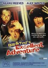 Bill and Ted's Excellent Adventure DVD NEW