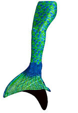 Mermaid Tail with Monofin for Swimming by Fin Fun - All Colors and Sizes
