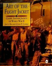 Book - Art of the Flight Jacket: Classic Leather Jackets of World War II