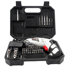 4.8V Rechargeable Battery Electric Screwdriver Power Tool with 36 Drills Charger