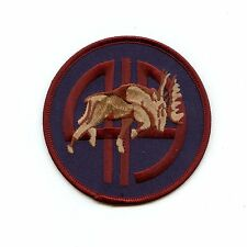 RCAF CAF Canadian 419 Moose Squadron Colour Crest Patch 2