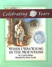 When I Was Young in the Mountains-ExLibrary