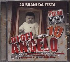 DI GEI ANGELO VOL. 10 - DJ OETZI MARCO CARENA ETTO CD