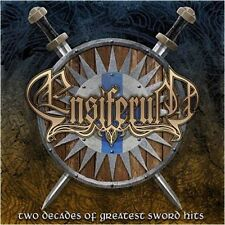 ENSIFERUM - Two Decades Of Greatest Sword Hits  (2-LP) DLP