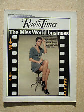 Radio Times/1972/Miss World/Michael Crawford/Jacques Cousteau/AireyNeave/Colditz