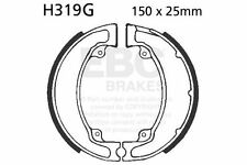 FIT HONDA CR 450 RB 81 EBC Grooved Shoe Rear