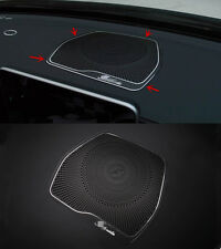 Center Control Audio Speaker Decal cover trim for Mercedes Benz New C class W205