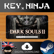 Dark Souls II (2) Scholar of the First Sin / PC Steam Key Digital Download / RoW