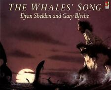 The Whales' Song (Red Fox Picture Books), DYAN SHELDON