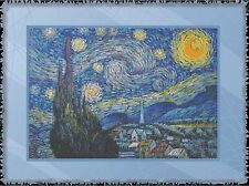 Van Gogh Starry Night~Delica Bead Peyote Pattern Only