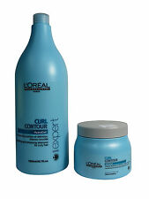 L'oreal Serie Expert Curl Contour Hydra Cell Shampoo and Mask Set 50.7/16.9 oz