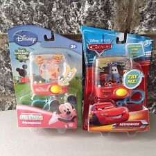 Disney Pixar Console Water Aquagames Clubhouse Topolino Mickey Mouse & Cars#Mosc